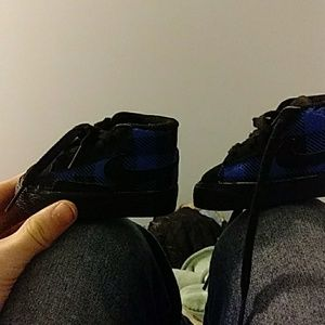 Infant's nike shoes